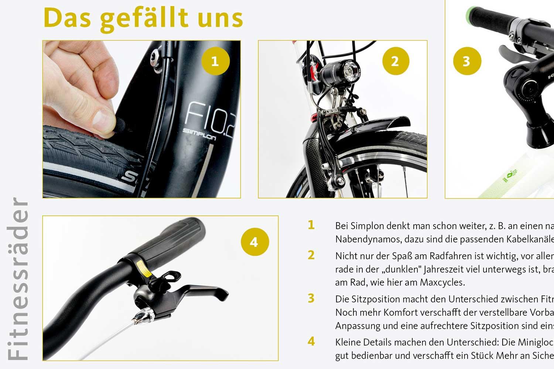 15 Fitnessbikes und Rennräder im Test