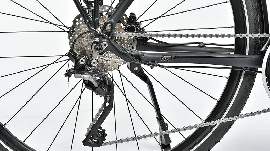 Morrison S 6.0, Test, Fahrrad
