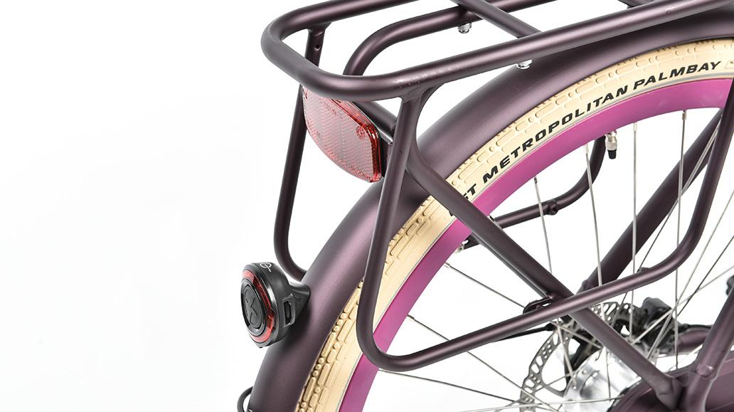 Batavus Quip Cargo, Test, Fahrrad