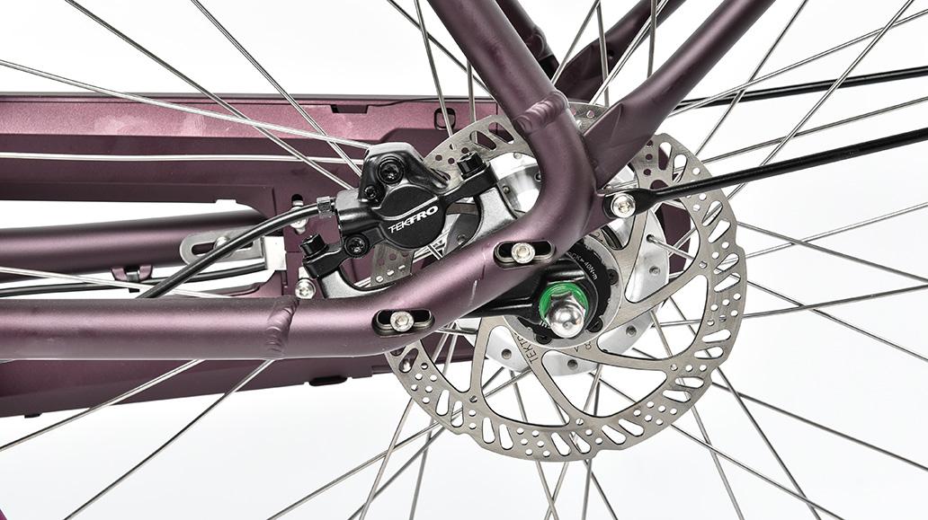 Batavus Quip Extra Cargo, Test, Fahrrad