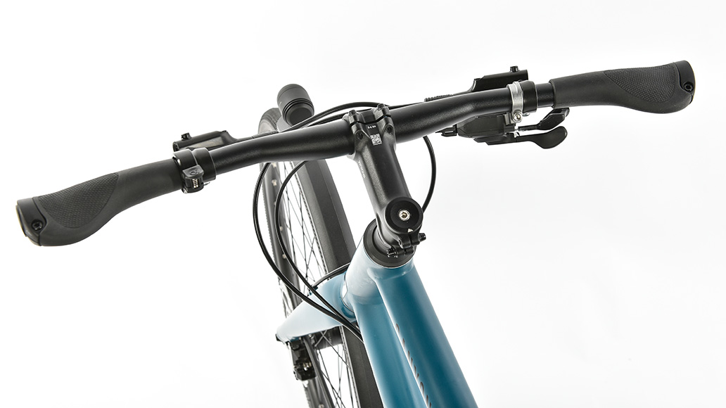 Canyon Commuter 4.0, Test