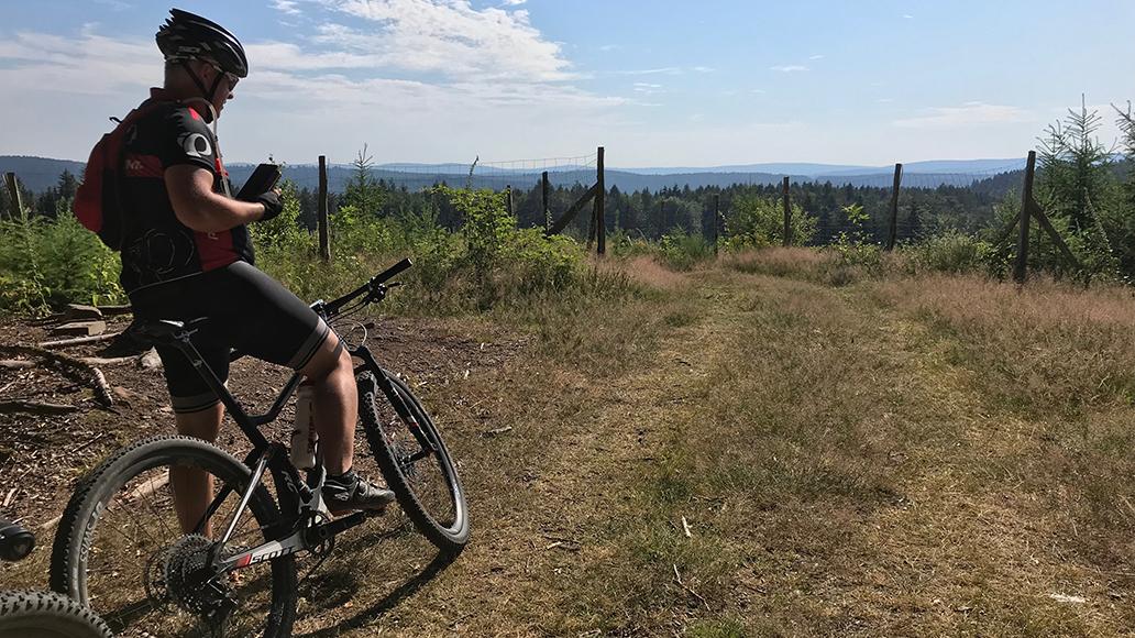 Endlich Sport: Knapp 100 Kilometer von der Kinzig durch den Spessart nach Miltenberg