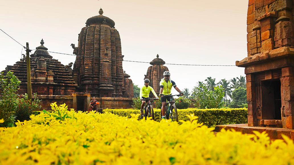 Indien, Indien Erfahren, Radreise