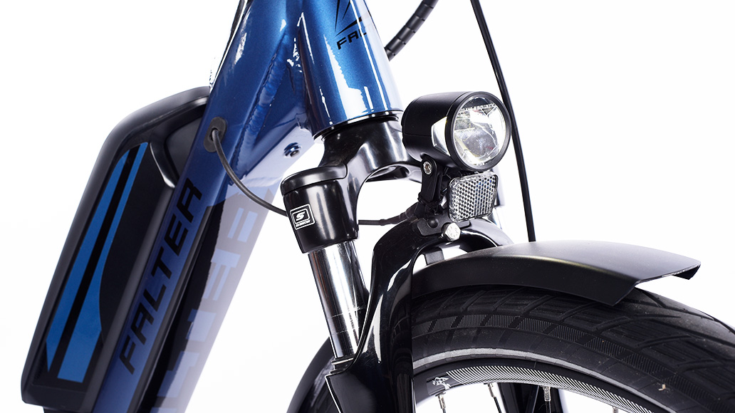 Falter E 9.0 RT 500, Test, E-Bike-Test, E-Bike, Kaufberatung