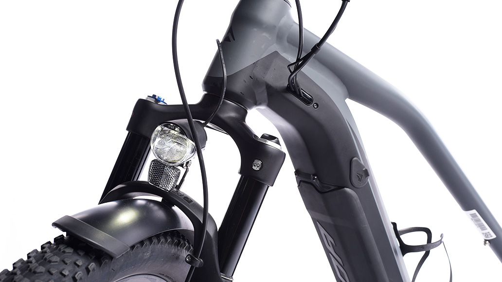 Merida eBig.Tour 500 EQ, Test, E-Bike, E-Bike-Test
