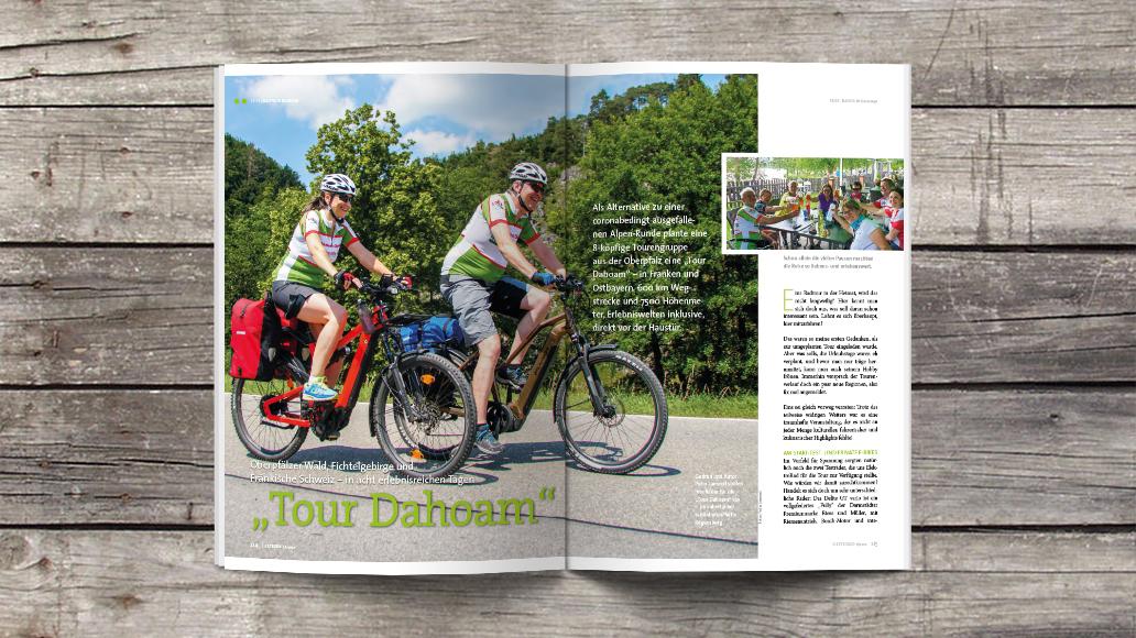 Reise: Tour dahoam