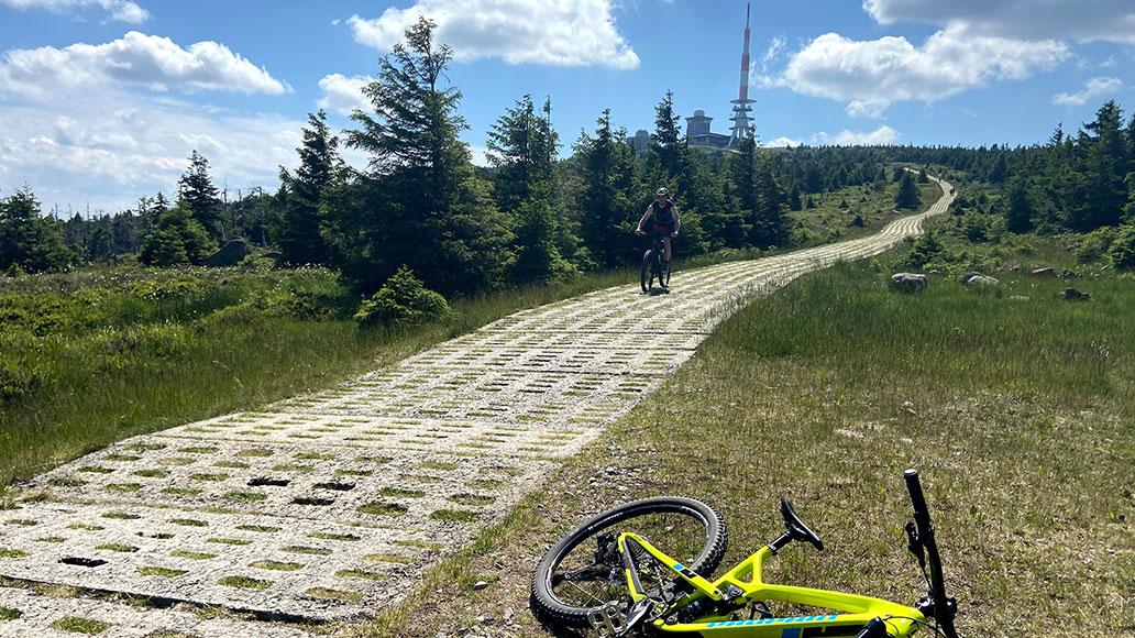 Mountainbike, MTB, Mountainbike-Kurs, Harz