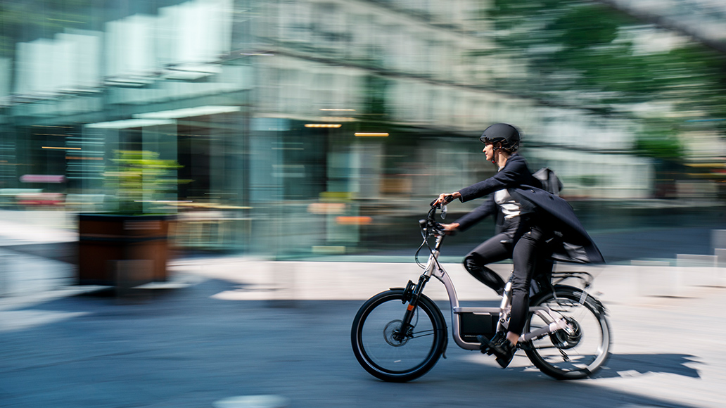 S-Pedelec, E-Bike, Mobilität
