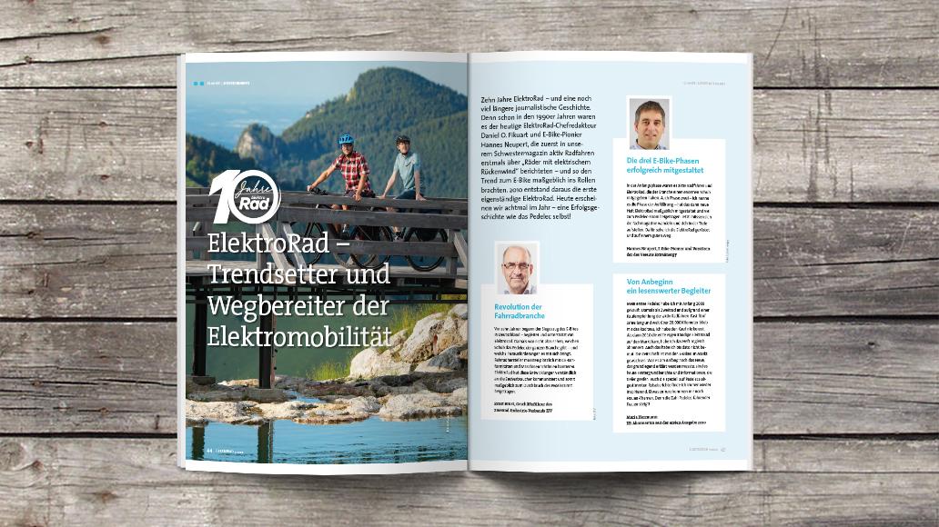 Jubiläum: 10 Jahre ElektroRad