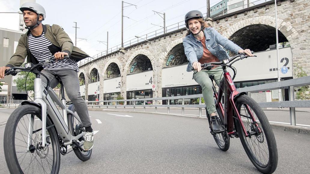 Stromer, S-Pedelec, Blubrake, E-Bike