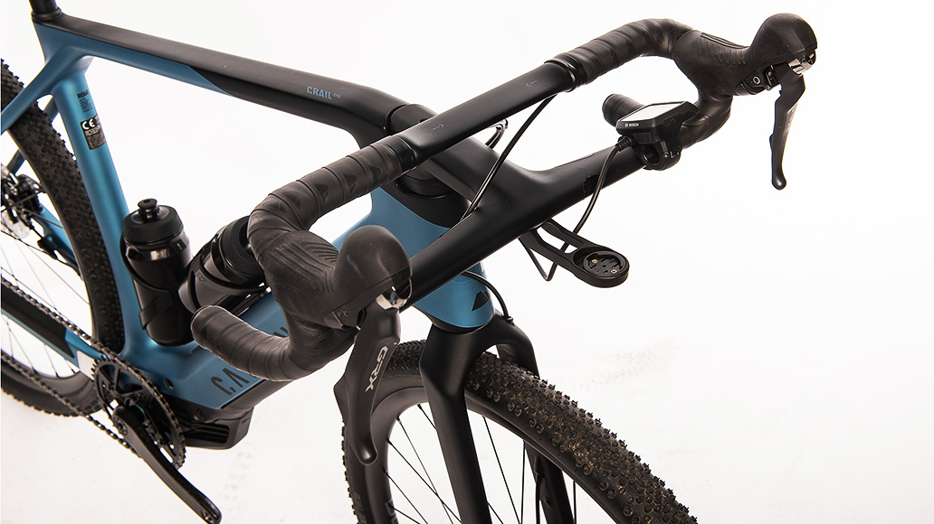 Canyon Grail:ON CF 8, E-Gravelbike, Test, E-Bike, E-Bike-Test, Kaufberatung