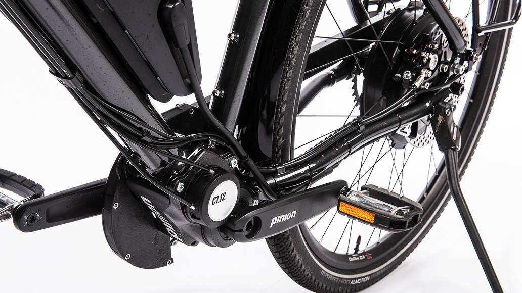 idworx oPinion-E, Test, E-Bike-Test, E-Bike, Kaufberatung