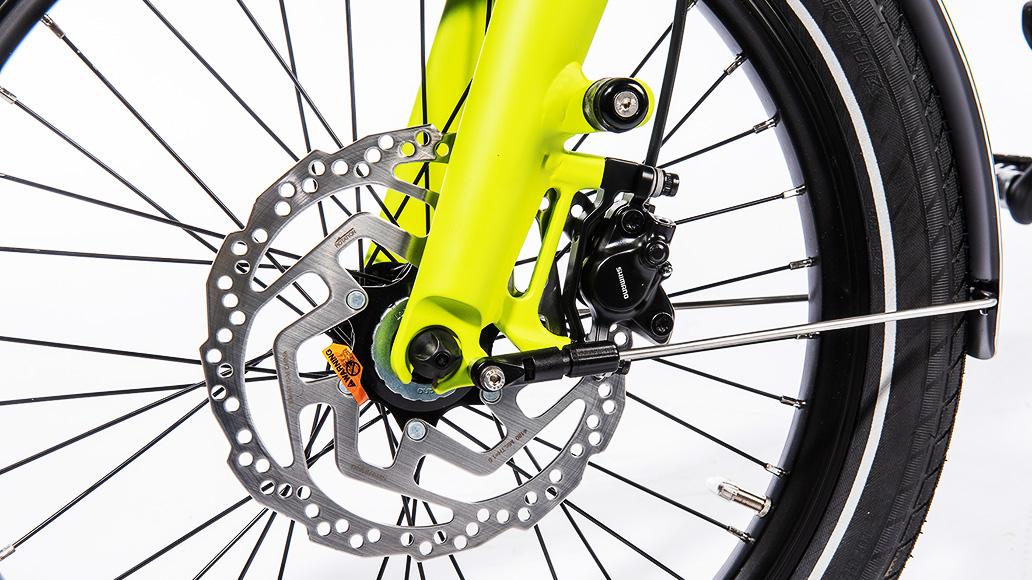 Victoria eFolding 7.1, Test, Faltrad, E-Bike, E-Bike-Test, Kaufberatung