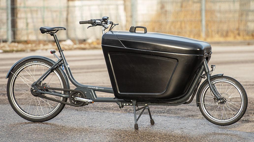 Babboe Pro Bike Midmotor, Lastenrad, Test