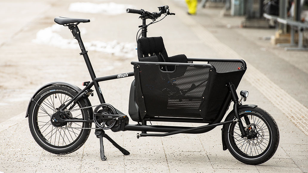 Muli-Cycles e-muli st