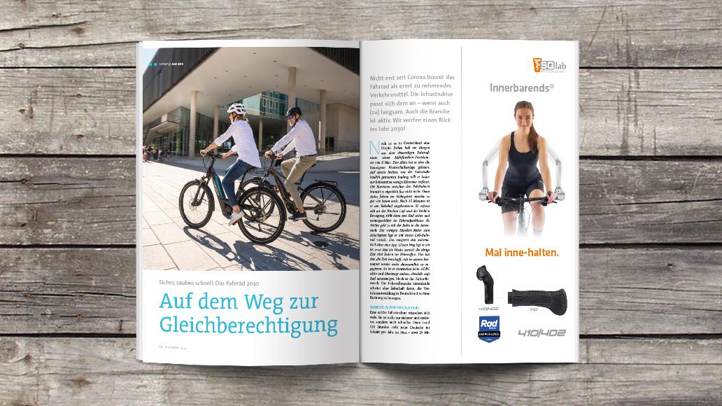 Fahrrad 2030: Eine Vision