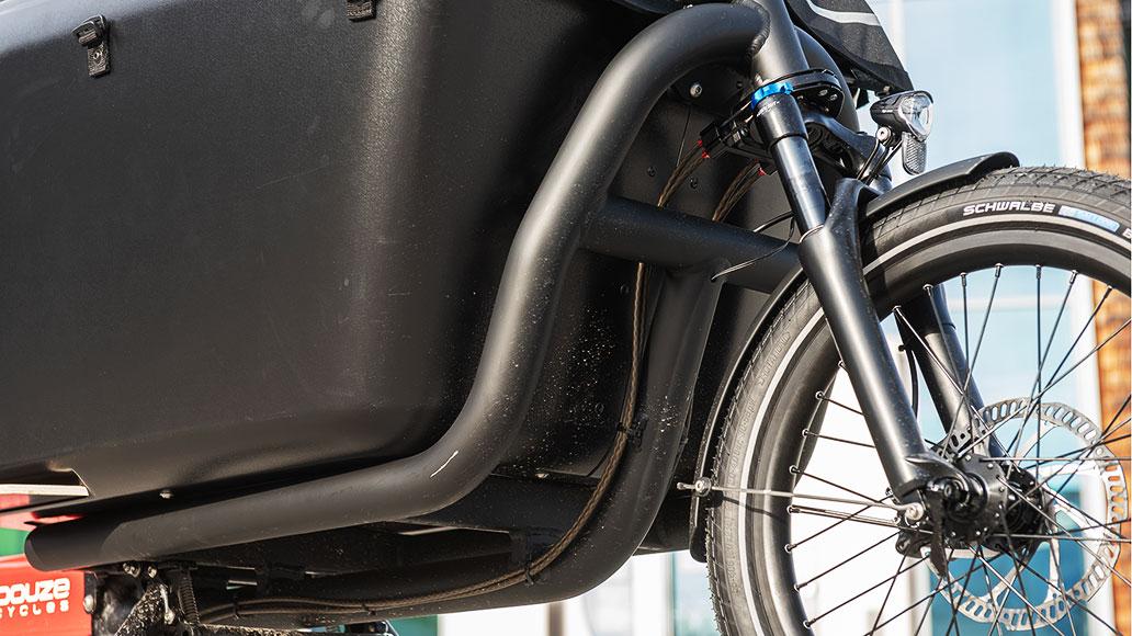 DOUZE Cycles G4 Brose Black Box, Test, Kaufberatung, Lastenrad