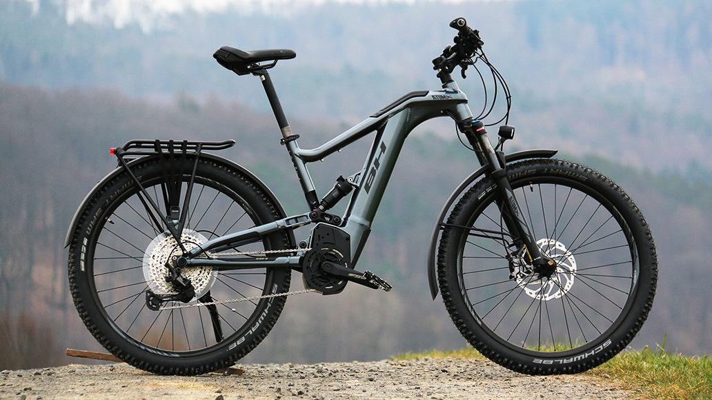 BH Bikes AtomX Cross Pro-S, XXL-Räder, Test, E-Bike-Test, Kaufberatung
