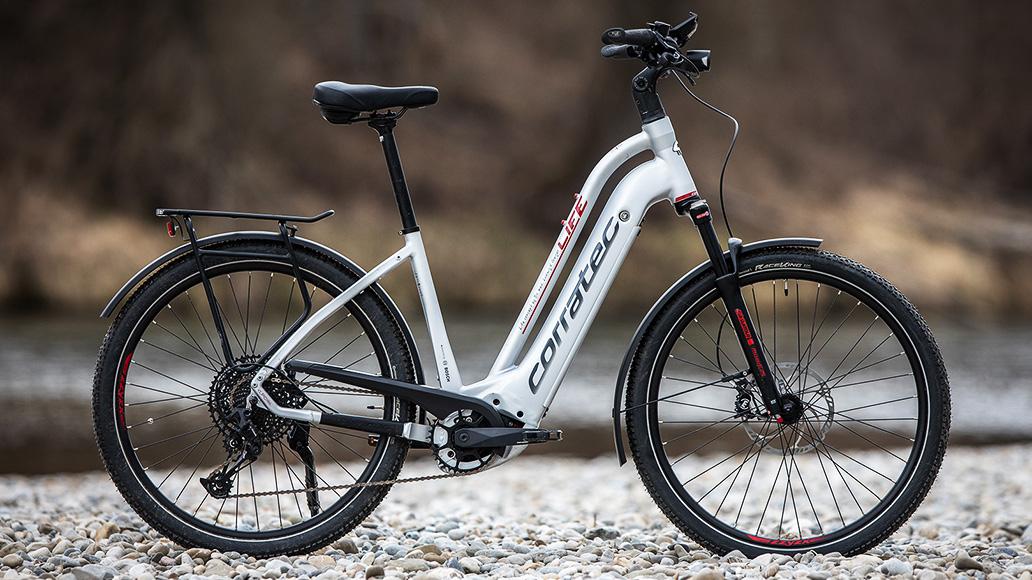Corratec Life CX6 12S, Test, E-Bike-Test, ElektroRad, Kaufberatung