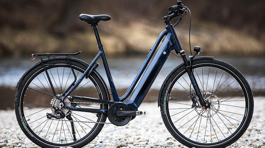 Falter E 9.8 KS Plus, Test, XXL-Räder, E-Bike, E-Bike-Test
