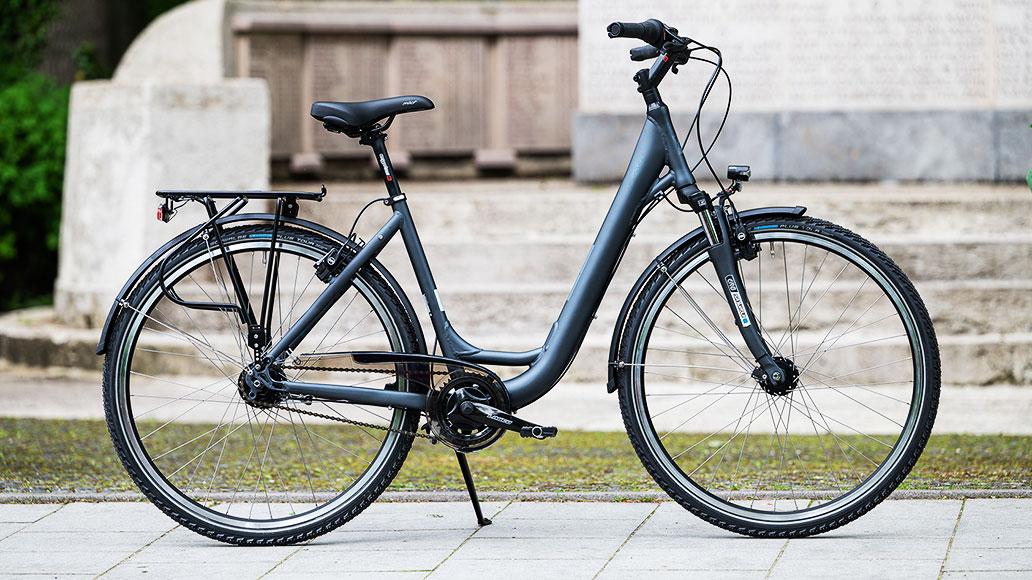 Bicycles Lissabon+, Stadträder, Test