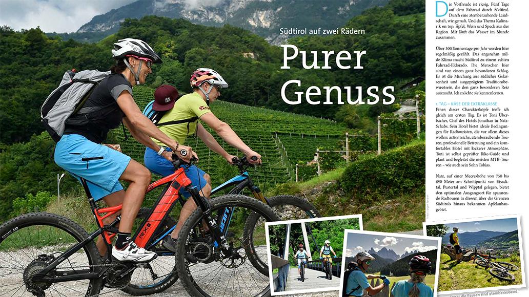 Reise: Südtirol