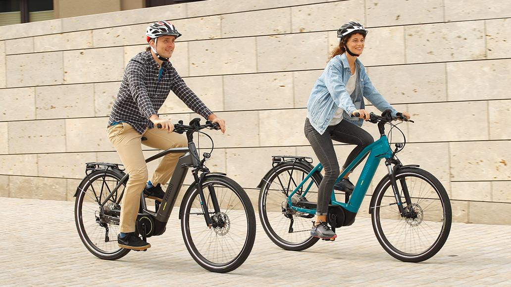 Trenoli, E-Bike, Radfahren, Fahrrad, Eurobike