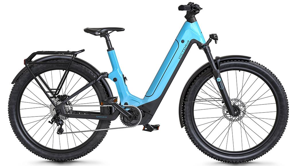 Victoria, eParcours, SUV-Bike, E-Bike, Radfahren