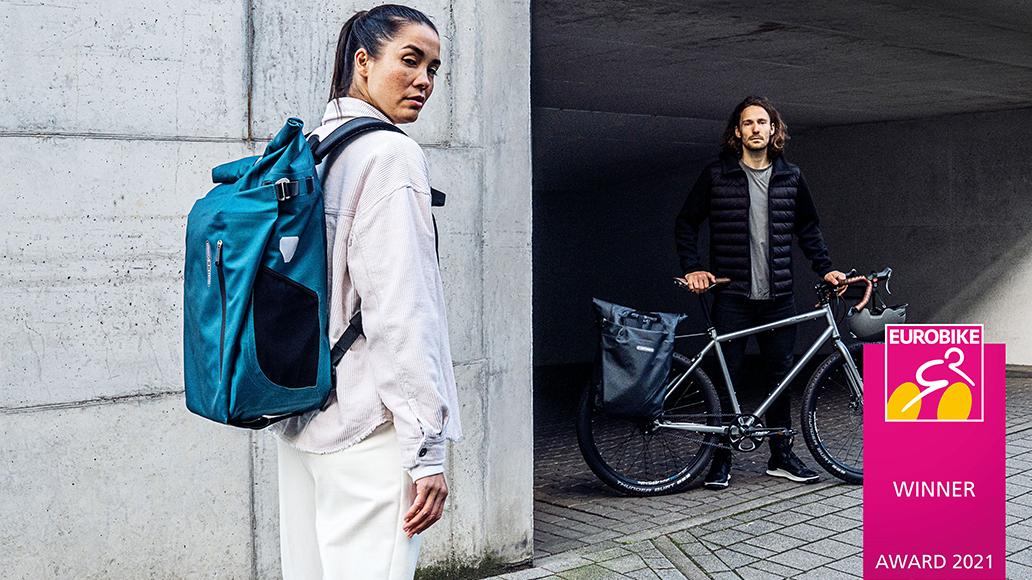 Ortlieb, Eurobike, Gepäckträgertasche, Rucksack