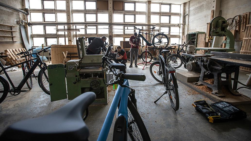 Reichweiten-Test 2021, E-Bike-Akku, Vorbereitung