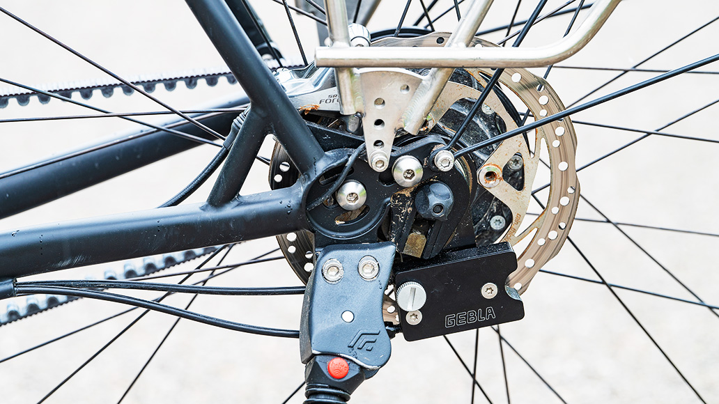 Rennstahl Rohloff Speedster, Test, Kaufberatung, Trekkingrad
