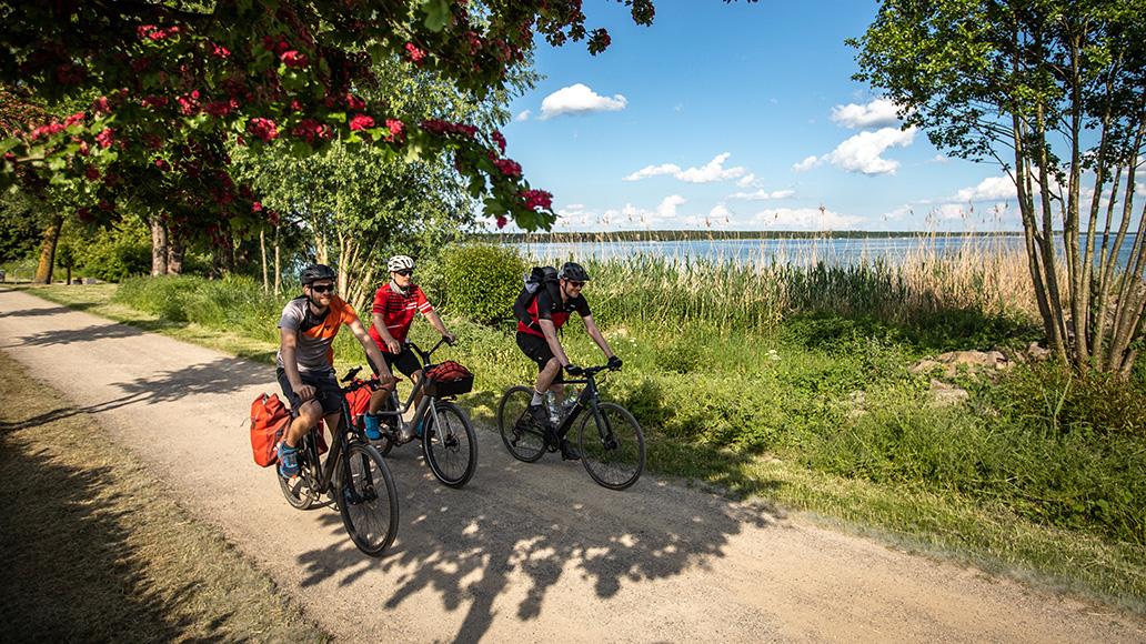 See, Müritzsee, E-Bike-Akku, Reichweite