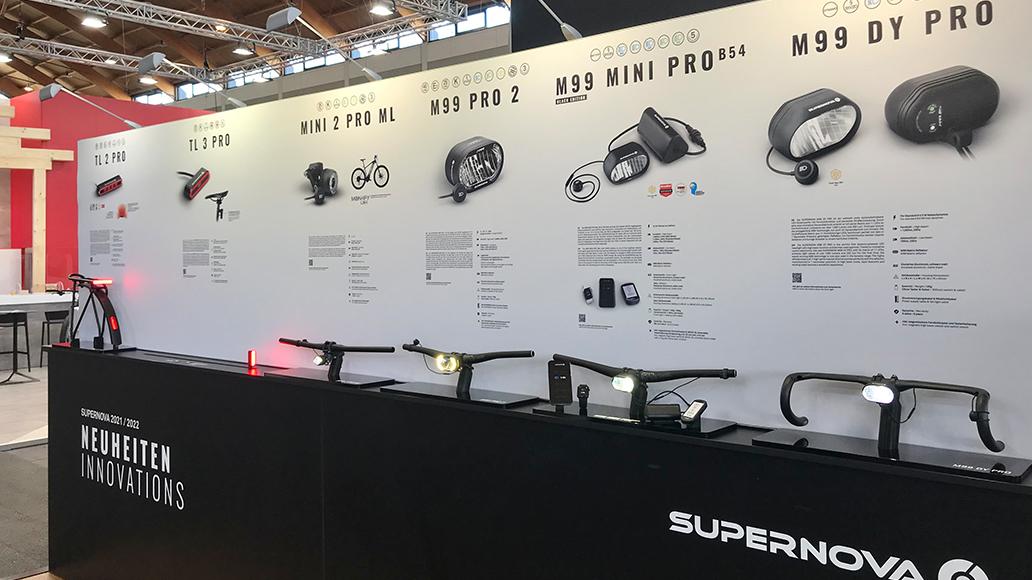 Supernova, Beleuchtung, Fahrradlicht, Sicherheit, E-Bike