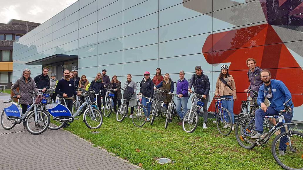 BMVI, Stiftungsprofessuren, Radverkehr, Radfahren, Radtour,