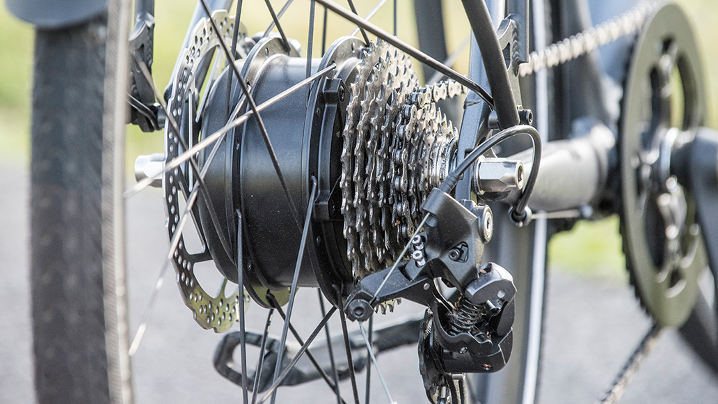 BESV JF1 Crossover, E-Bike, Test, E-Bike-Test
