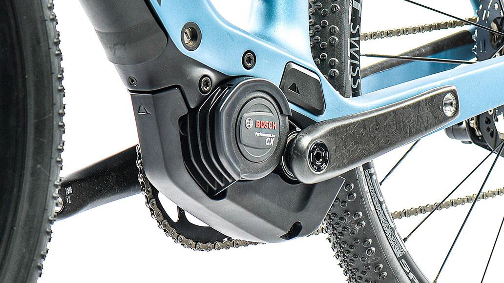 Bosch Performance Line CX, E-Rennräder, Test, Antrieb